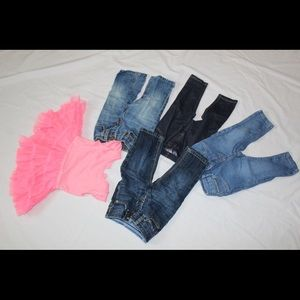 Other - Baby girl jeans